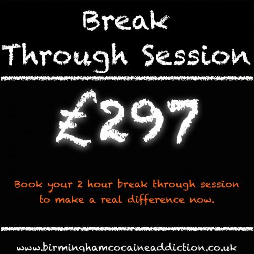Cocaine addiction help in Birmingham UK